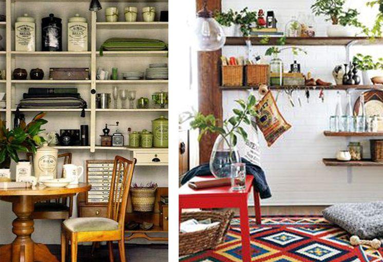 mensole-cucina | Living | Pinterest | Cucina