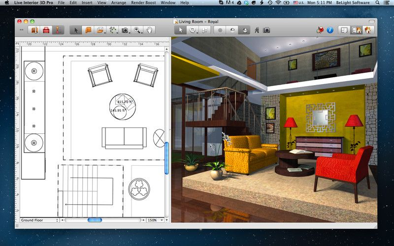 Live interior 3d pro crack with license code full free Professional interior design software