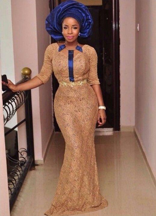 Asoebi Latest African Fashion Ankara Kitenge African