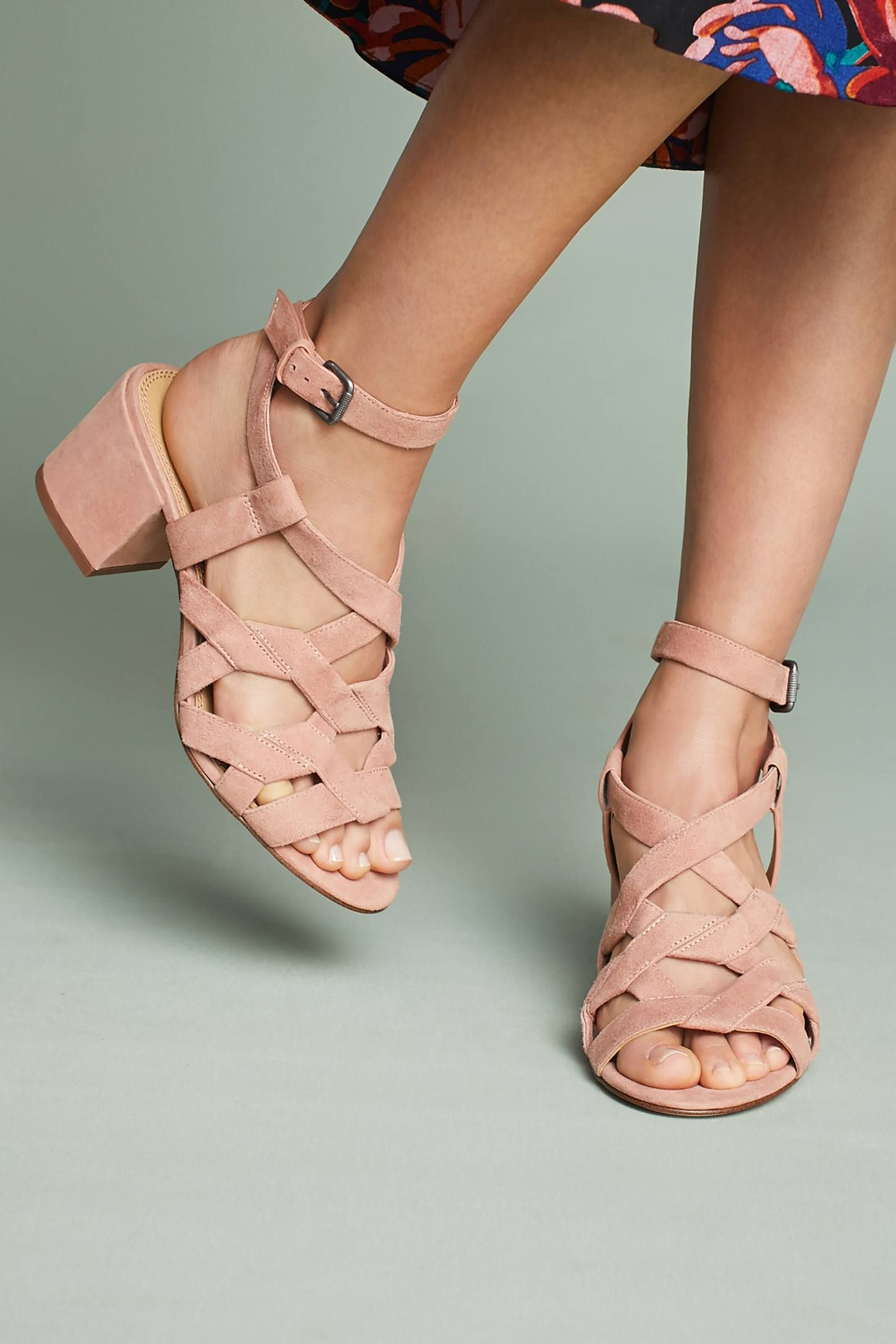 b51bfa5a9851 Shop the Splendid Barrymore Block Heel and more Anthropologie at  Anthropologie. Read reviews