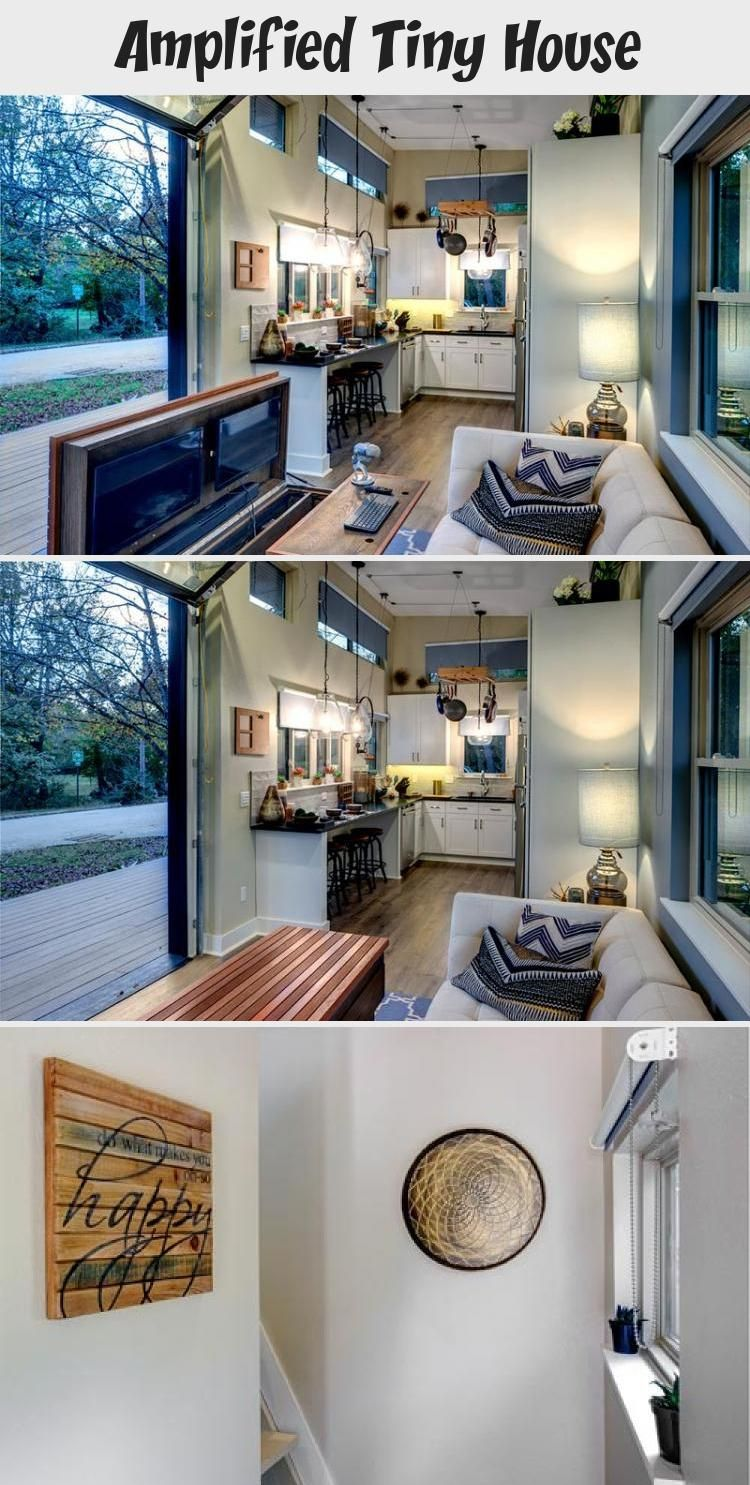 Amplified Tiny House In 2020 With Images Contemporary
