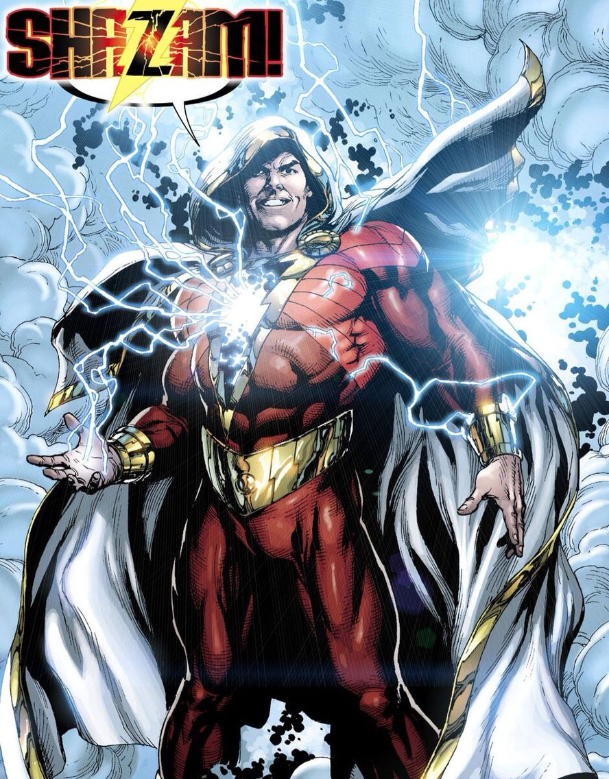 Shazam New 52 Must Read Marvel ComicsCaptain