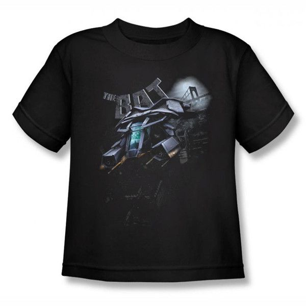 Batman Dark Knight Rises Patrol The Skies Kids T-Shirt $14.99