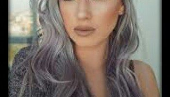 صبغات شعر رمادي تعلمي بالتفصيل Gray Hair Dyes Learn In Detail Grey Hair Dye Hair Dyed Hair