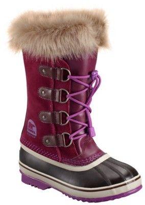 49305b67890d3 Girls  Sorel Joan of Arctic Winter Boots