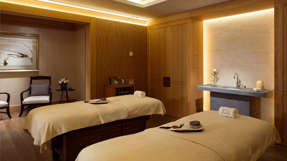 Luxury Spa The Peninsula Paris In 2020