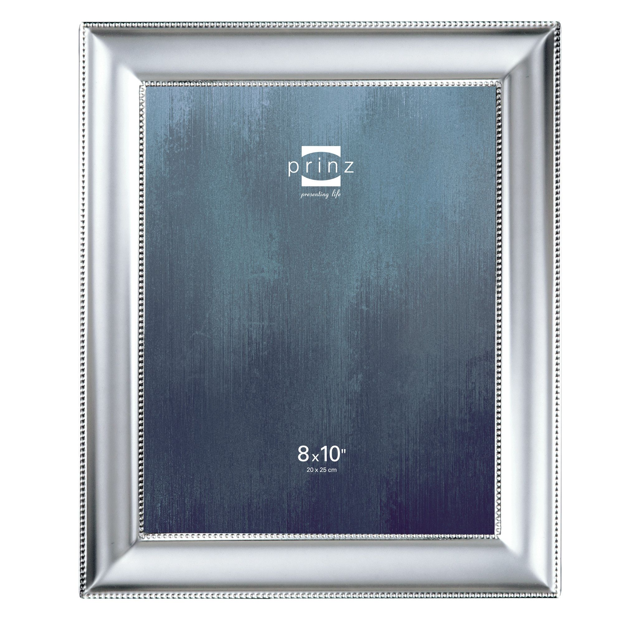 Silhouette Matte Silverplated Picture Frame | Products | Pinterest ...