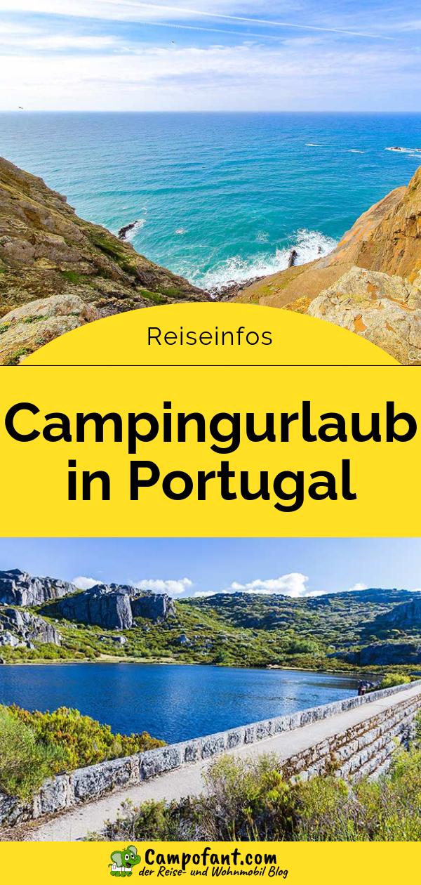 Mit dem Wohnmobil nach Portugal, Camping- und Reisetipps #traveltoportugal