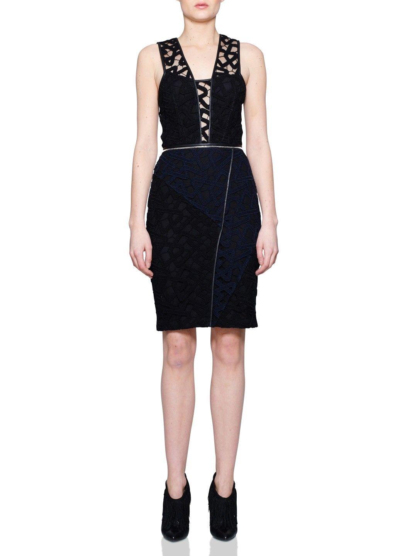 Interlocking Chains Dress Chain Dress Fashion Womens Dresses [ 1440 x 1080 Pixel ]