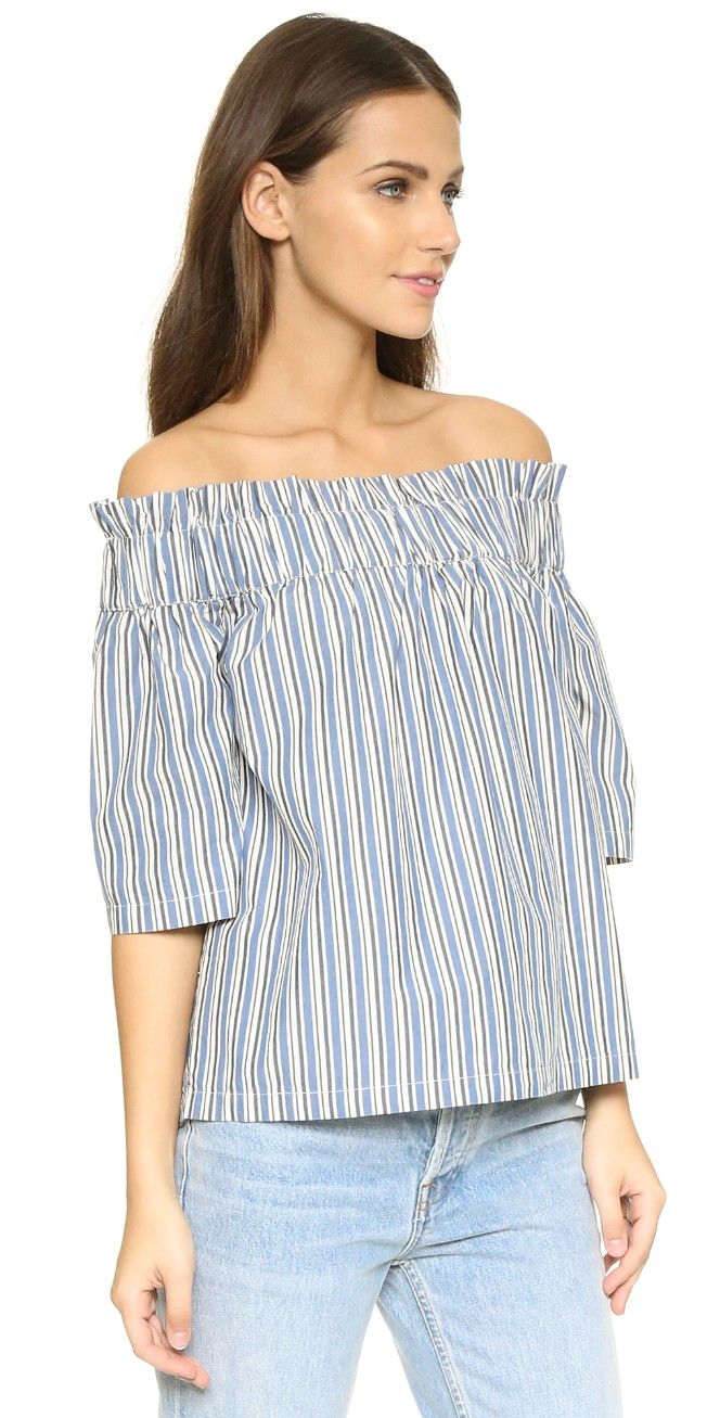 Ganni Jackson Top | SHOPBOP