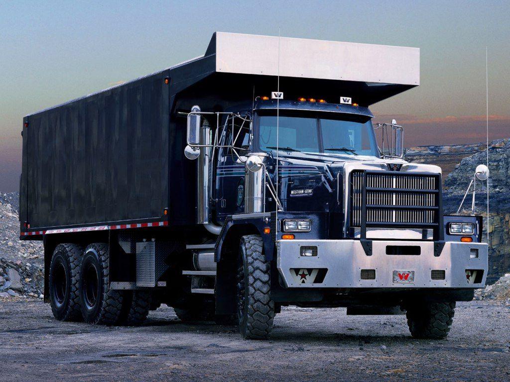 Western Star 6900 Western Star Trucks Dump Trucks Trucks