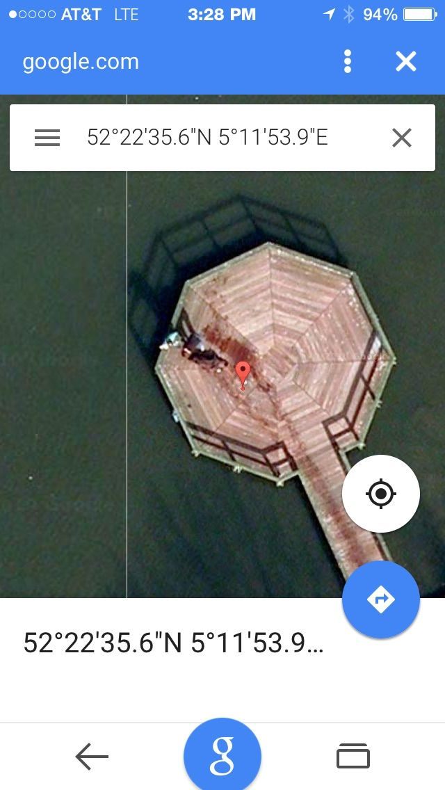 Google Maps Picture Of Man Dragging on
