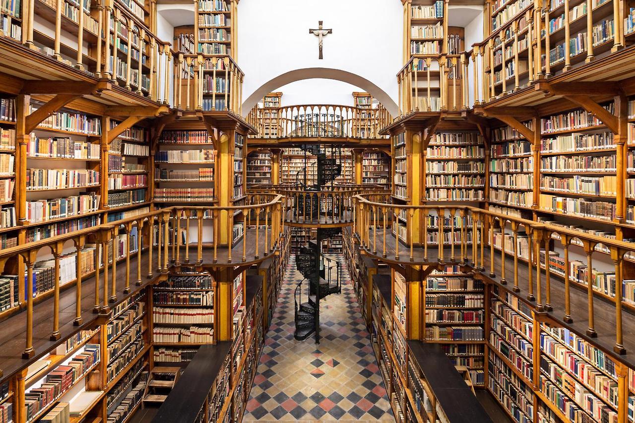 Фотографии оформления библиотеки вариантом будет