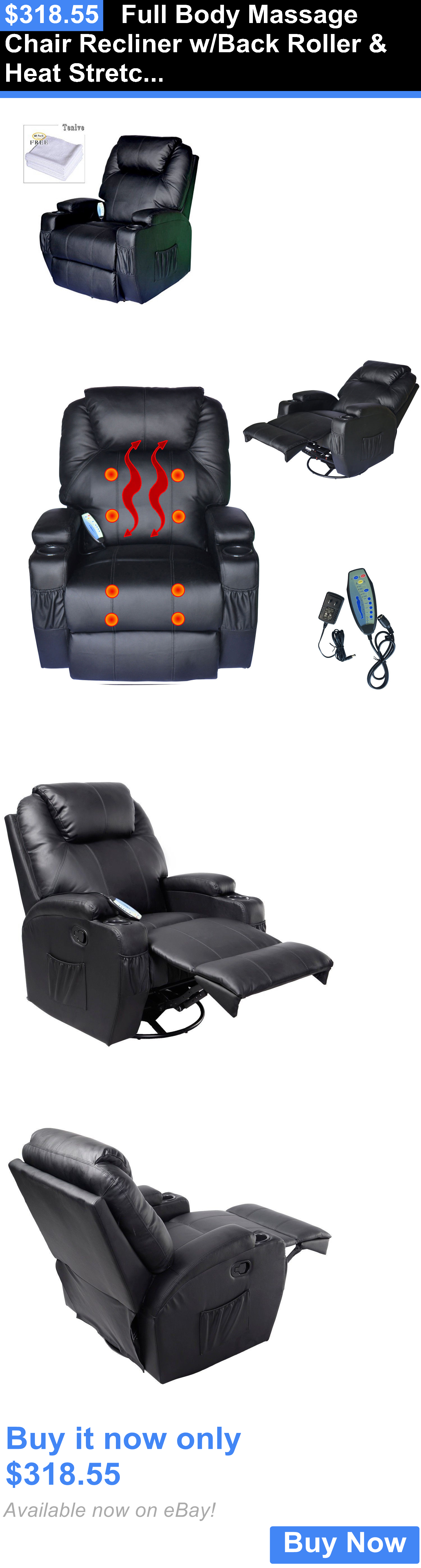 Permalink to Awesome Full Body Massaging Chair Pictures