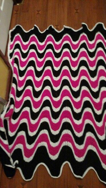 Extreme Ripple Crochet Ripple Pattern Crochet For