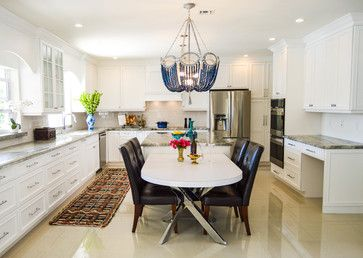 Waterfront Home 2014 transitional-kitchen
