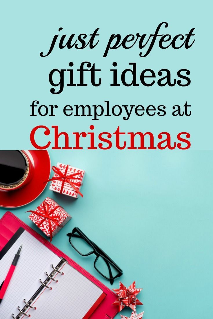 20 gift ideas for your employees at christmas | small, thoughtful