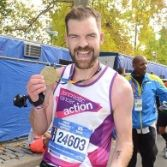 A MASSIVE congratulations to Jamie Rankin who ran the New York Marathon on Sunday in 3 hours 46 minutes and raised an amazing £2,976.50!! It's not too late to sponsor: http://ow.ly/UbyZC   Thank you so much! X