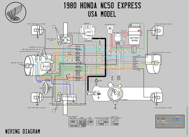Honda Wiring Diagram - bookingritzcarlton.info | Diagram, Honda, Honda  scramblerPinterest