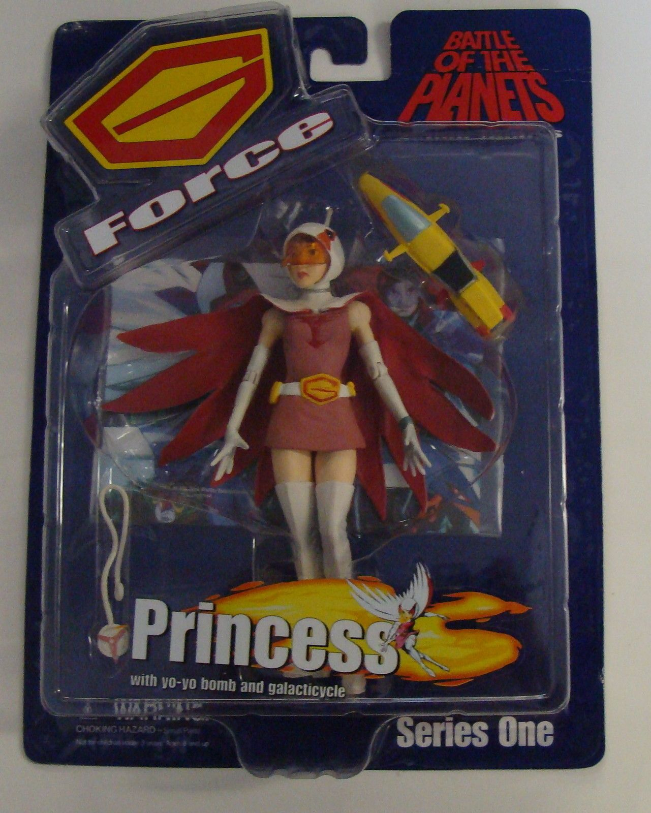 Princess Series 1 Battle of the Planets G-Force Gatchaman 2002 Diamond Select | eBay