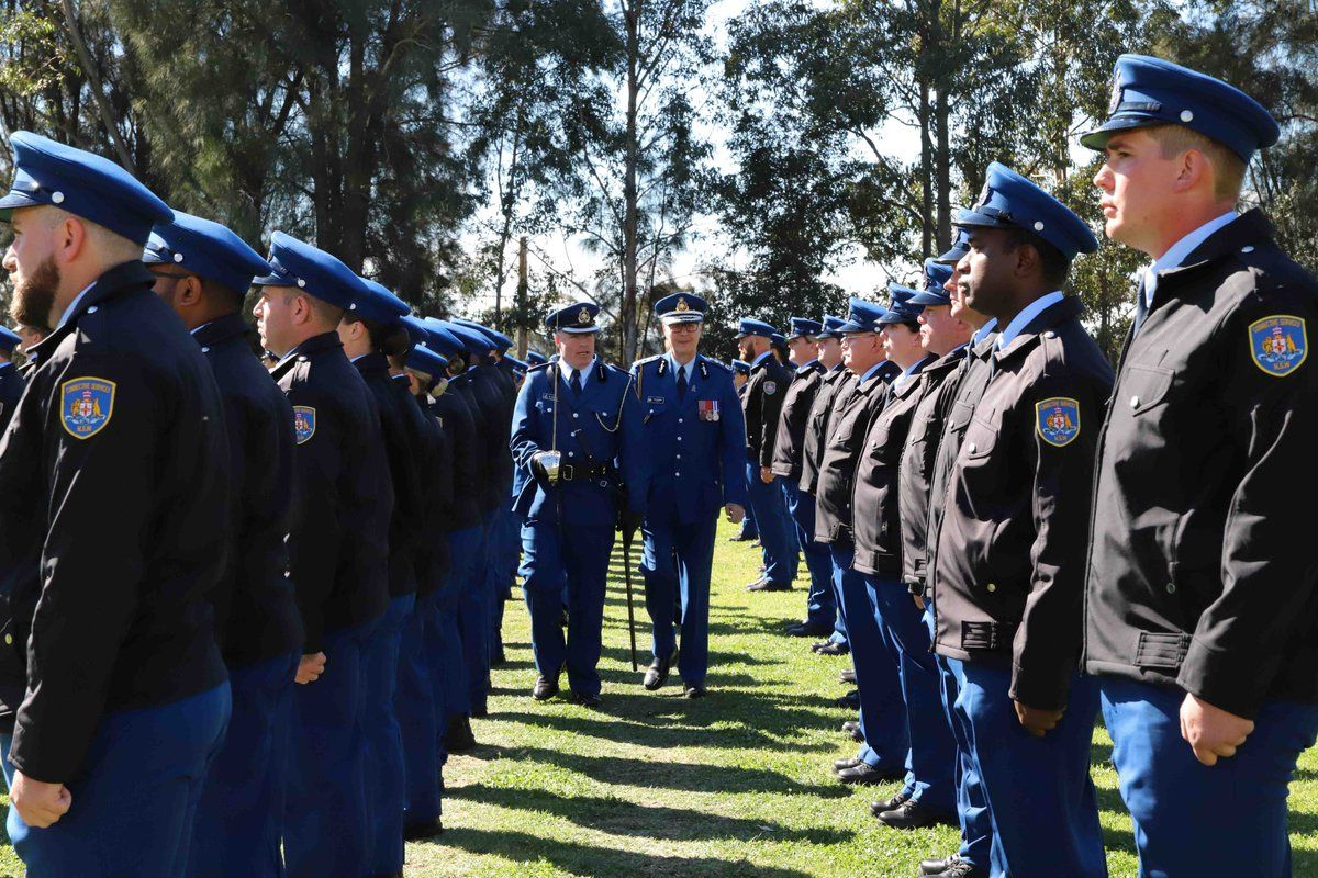 The Corrective Services Nsw Family Today Congratulated 9 Community