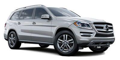 2013 MercedesBenz GLClass Best 2013 Luxury SUVs With 3rd Row