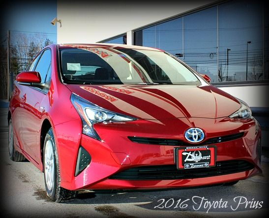2016 Toyota Prius Ii At Downeast Toyota In Brewer Me Toyota