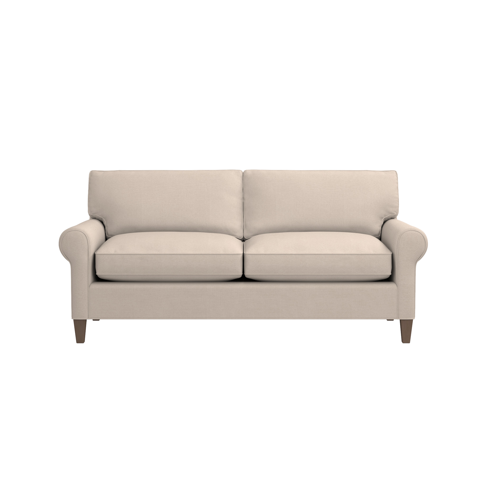 Shop Montclair Apartment Sofa Soft But Supportive Cushions Are
