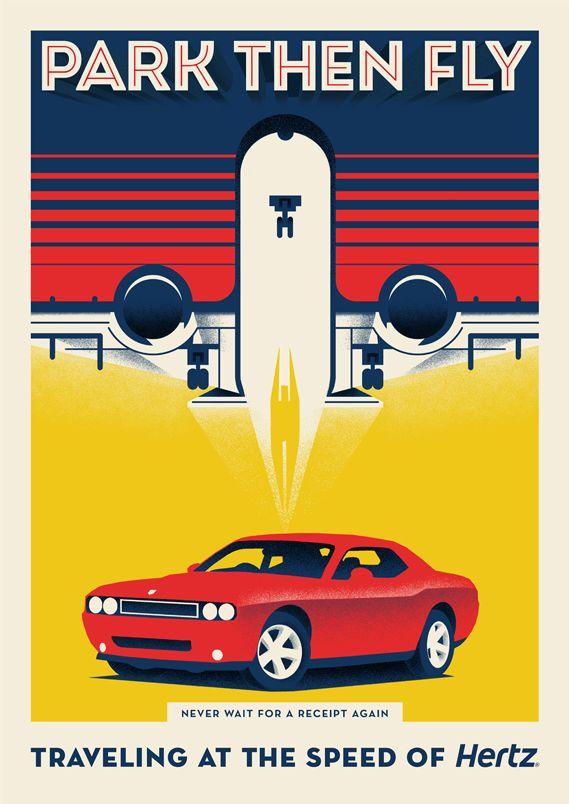 New Hertz Poster
