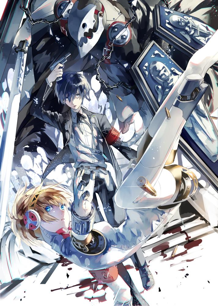 Thanatos Persona Shin Megami Tensei Persona Persona 5