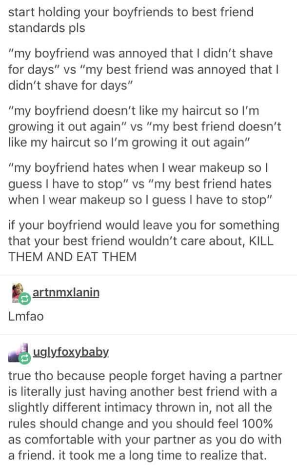 things not to do with your boyfriend