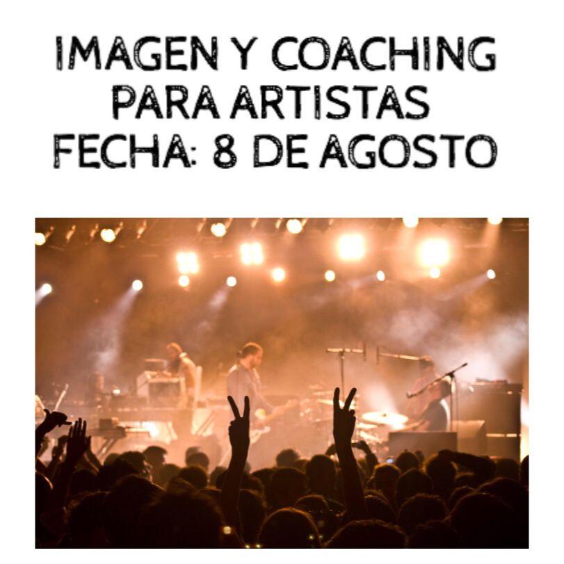 ¿Ya te inscribiste? Aprende a llevar la imagen de un artista o la tuya en el curso de Imagen y Coaching para Artistas. www.imodae.com