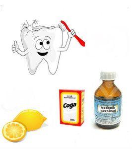 Kako da izbelim zube