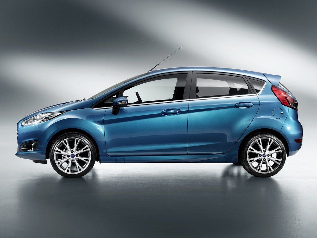2015 Ford Fiesta Convertible