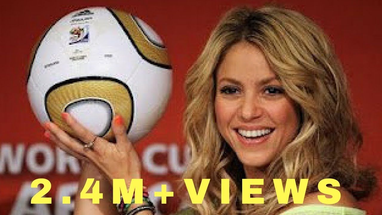 Pin On Fifa World Cup 2018 Song Shakira All Of The Pain