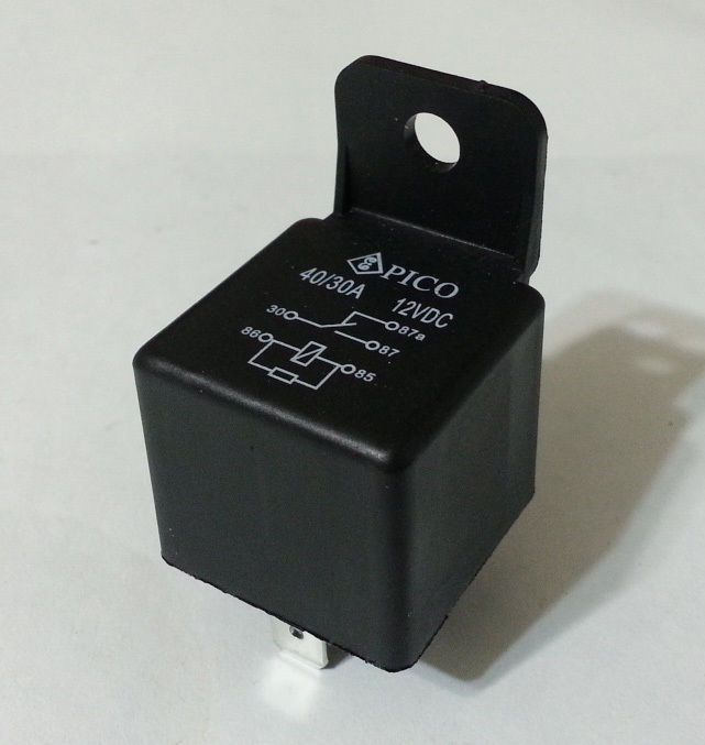 12v Automotive Relay General Purpose Spdt 40 30a Pico 925 1pc Buy2get1free New Pico Ebay Ebay Store Container