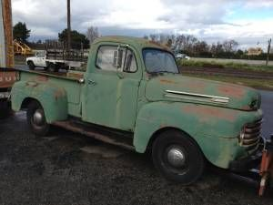 This would be great truck to restore with original parts