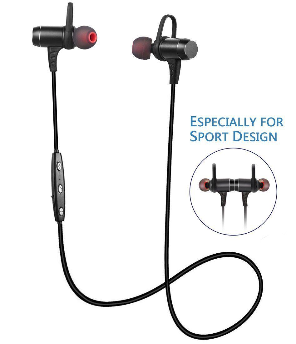 AZPLACE Bluetooth Headphones, Wireless Lightweight