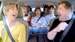 Here's your first look at James Corden's ride to work with BTS! Watch their Carpool Karaoke this Tuesday, February 25th at 12:37a/11:37c on CBS! #BTSCarpoolTOMORROW #BTS #LateLateShow The post Coming Tuesday: BTS Carpool Karaoke appeared first on 10ViralVideo.