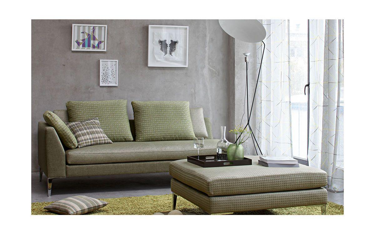 Interior - Gebt Stoff! Vom Vorhang bis zum Teppich: Sie verbreiten Wärme und Wohlgefühl im Raum. So setzt man Textilien perfekt ein.