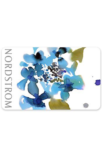NORDSTROM GIFT CARD Nordstrom Spring Blooms Gift Card Available At