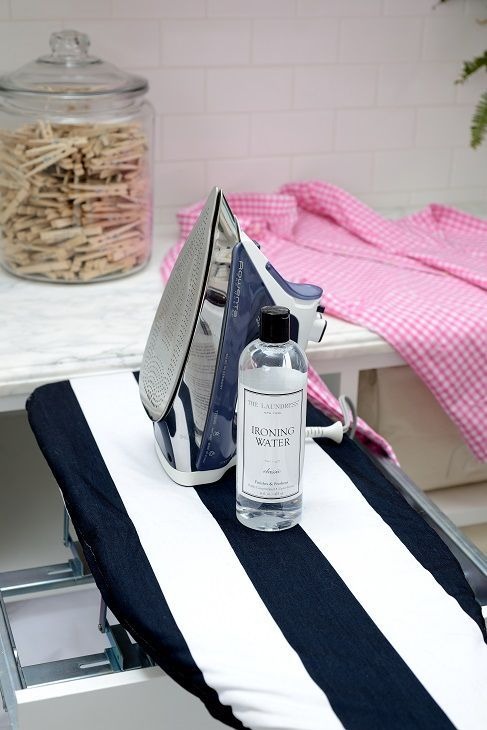 Tabletop Ironing Board In 2019 Laundry Room Organization