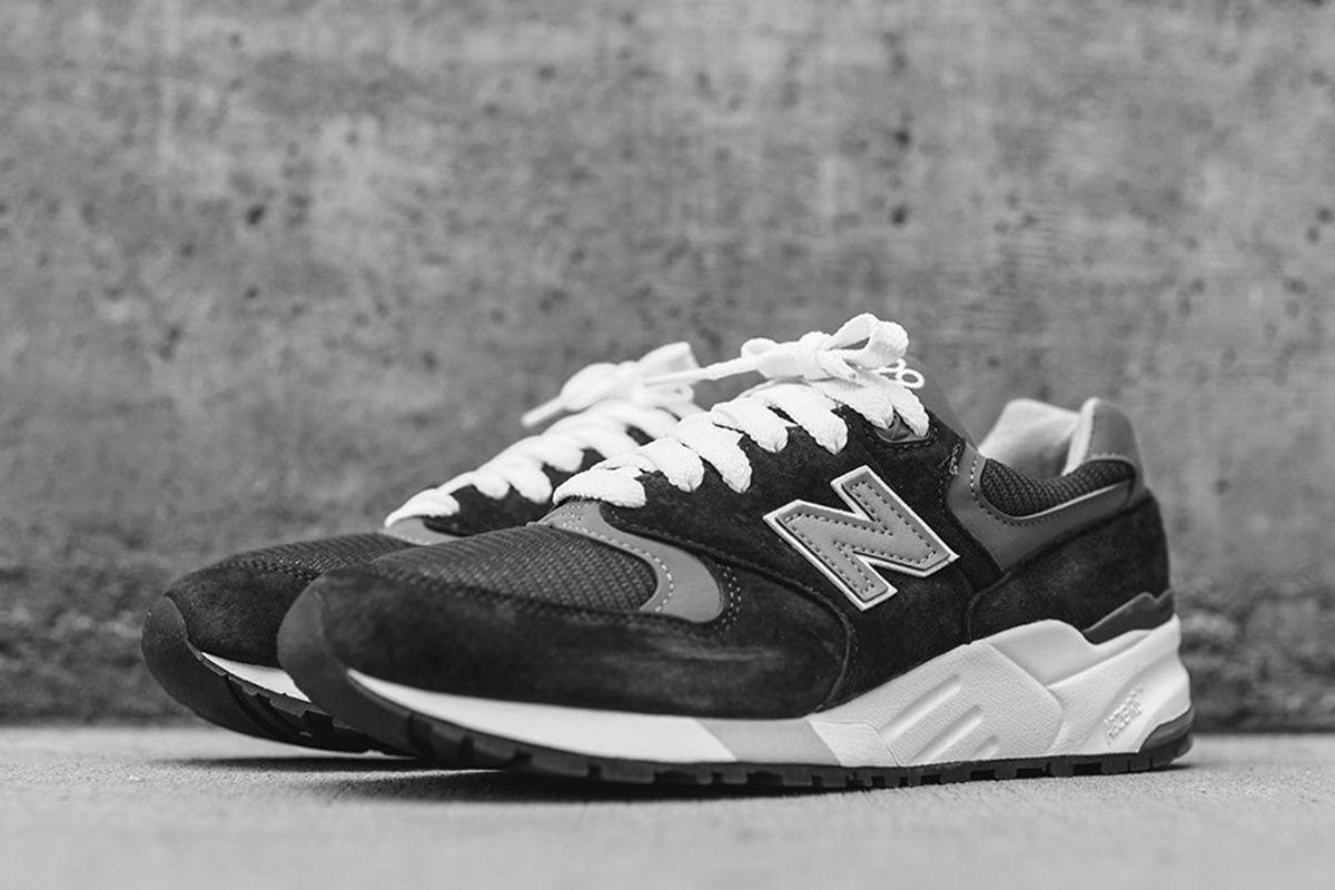 new style 9165c 94e3a New Balance 999: Black | Sneakers: New Balance 999 | Pinterest