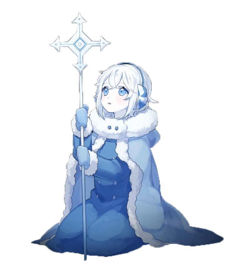 Anime ice girl | Anime | Anime, Fictional characters ...