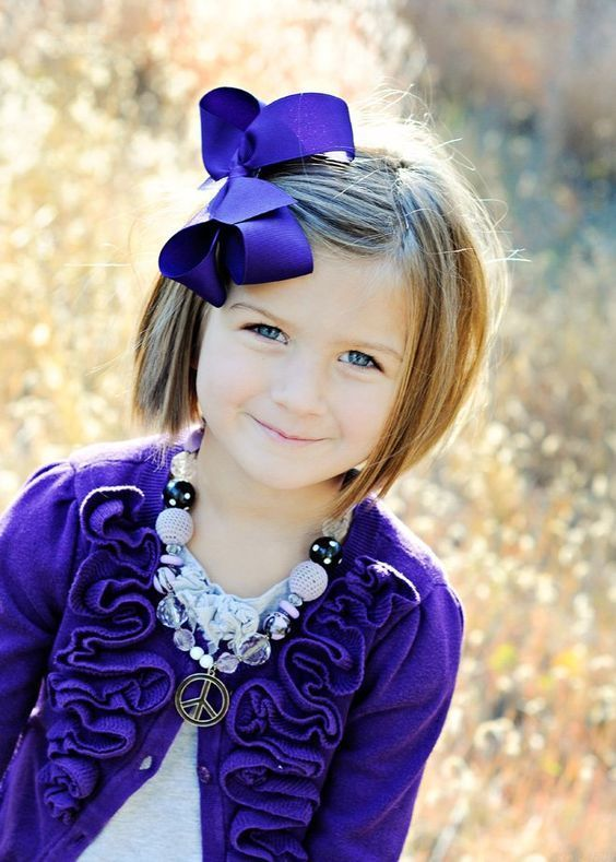 Little Girls Haircuts. On the lookout for some trendy and ...