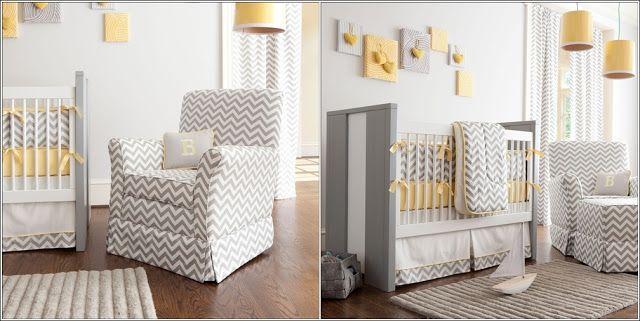 Concevez votre maison en jaune et gris! ~ Décor de Maison ...