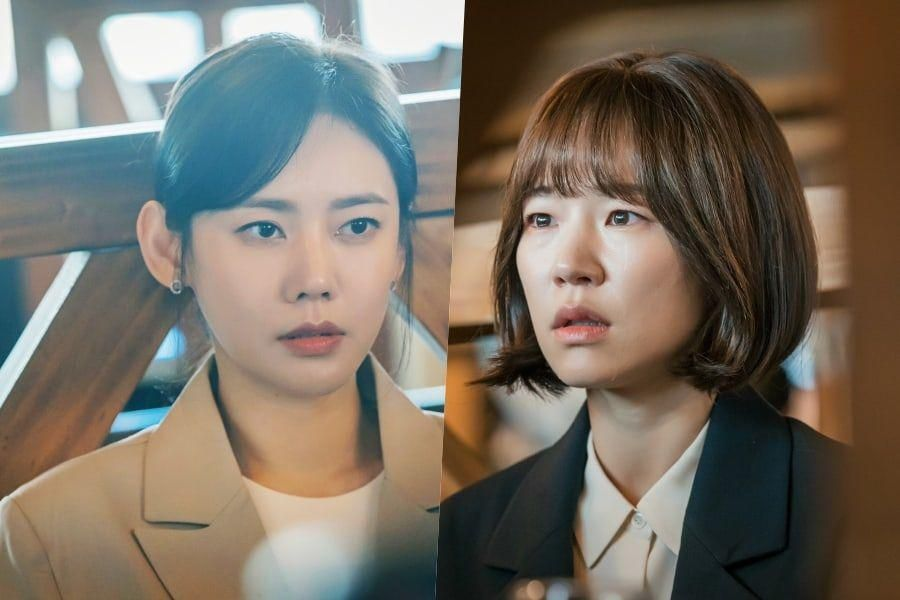 "Han Ye Ri + Chu Ja Hyun Are 2 Sisters Driven Apart By One Fateful Incident In ""My Unfamiliar Family"""