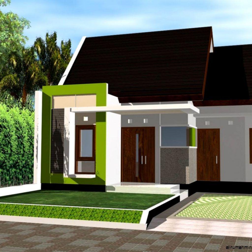 10 Model Rumah Sederhana Di Kampung Terbaru 2020 | Rumah ...
