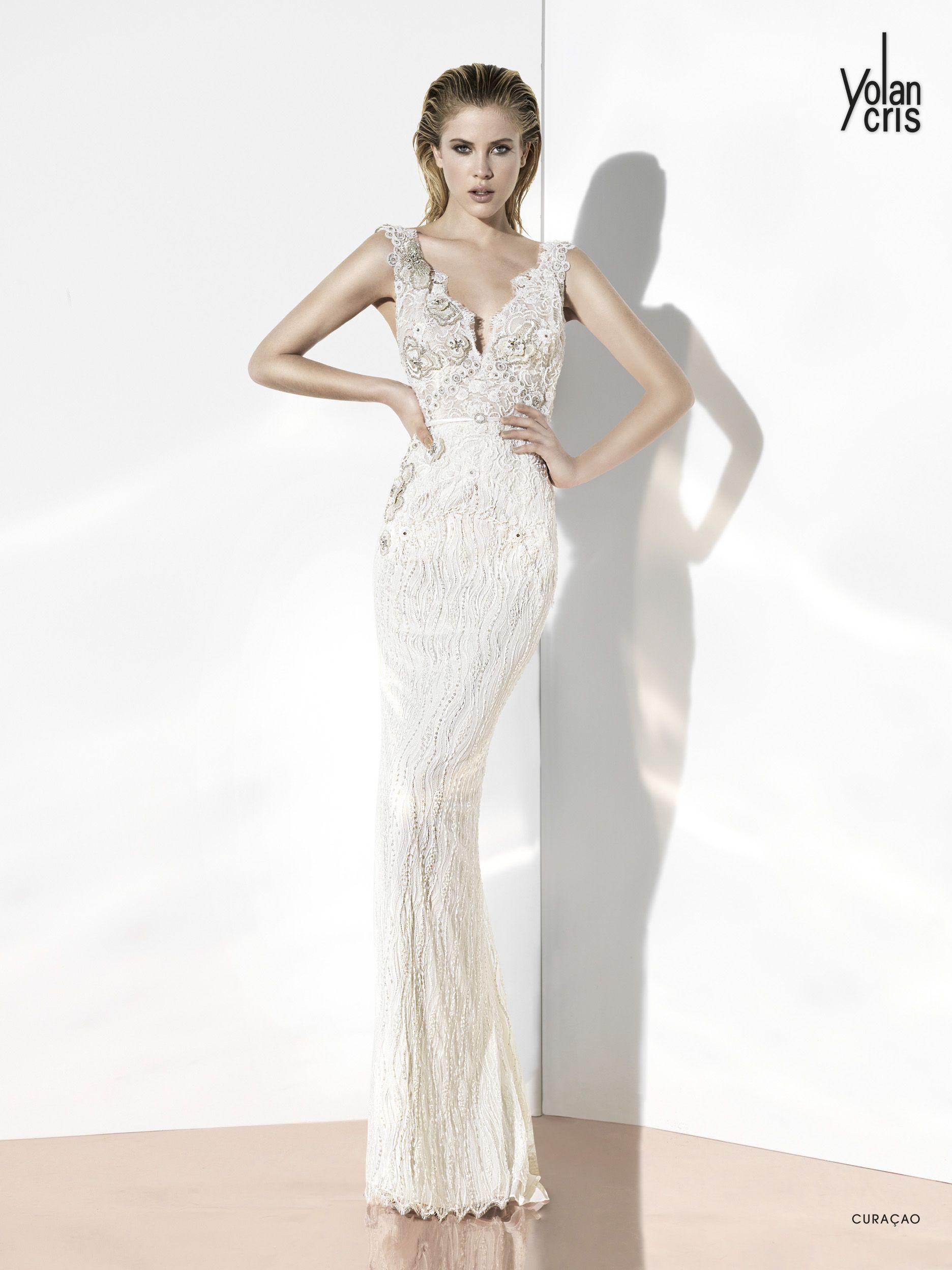 Fabulous gown from Yolan Cris at Nouvelle vogue boutique!