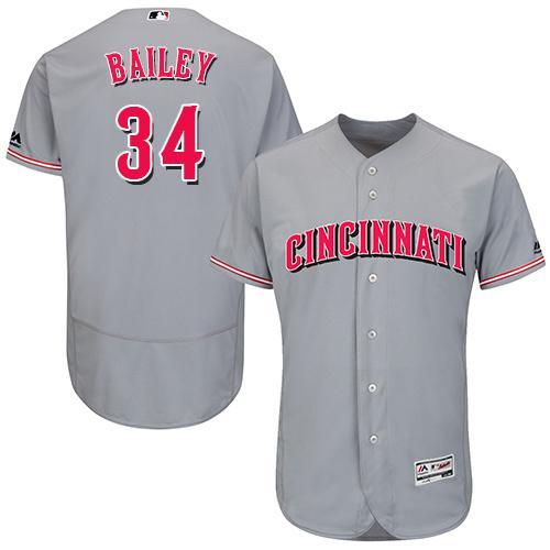 a93e5b8218c Cincinnati Reds Cool Base MLB Custom Mothers Day Jersey